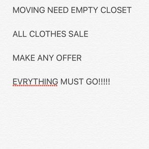 Tops - MAKE OFFERS TO EVRYHTKNG